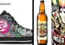 अमेरिकी कंपनी ने हिन्दू धर्म का बनाया मजाक, बियर की बोतल पर गणेश जी और जूते पर बनाया ॐ का निशान!