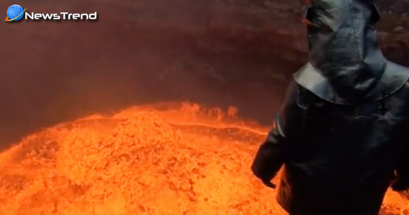 Photo of जब ज्वालामुखी में गिर कर भी जिंदा बच गया ये शख्स!