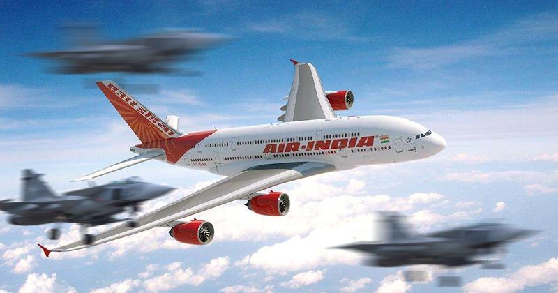 Photo of जब 231 यात्रियों से भरे एयर इंडिया के विमान को हंगरी में फाइटर जेट्स ने घेरा!