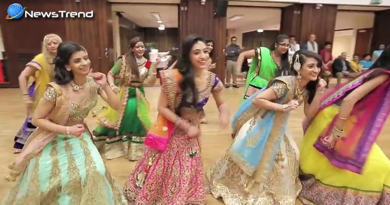 Photo of दुल्हन ने अपनी शादी में किया ऐसा डांस, देखकर अटक जायेंगी आपकी सांसें… देखें वीडियो!
