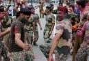 सीमा पर तैनात बीएसएफ के जवानों ने किया देश का सम्मान और जमकर मनाई होली…. देखें वीडियो!