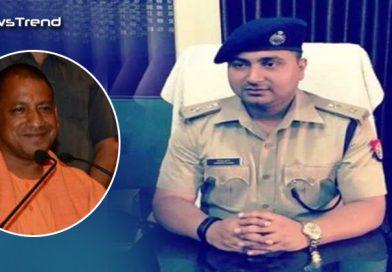 योगी के ऊपर आरोप लगाने वाले आईपीएस ऑफिसर ने मांगी माफी…. देखें वीडियो!