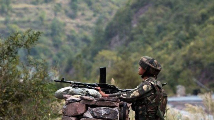Pakistan border action team