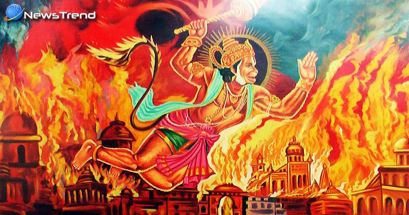 Photo of क्या आप जानते हैं? रावण की सोने की लंका को हनुमान जी ने नहीं, बल्कि मां पार्वती ने जलाया था!