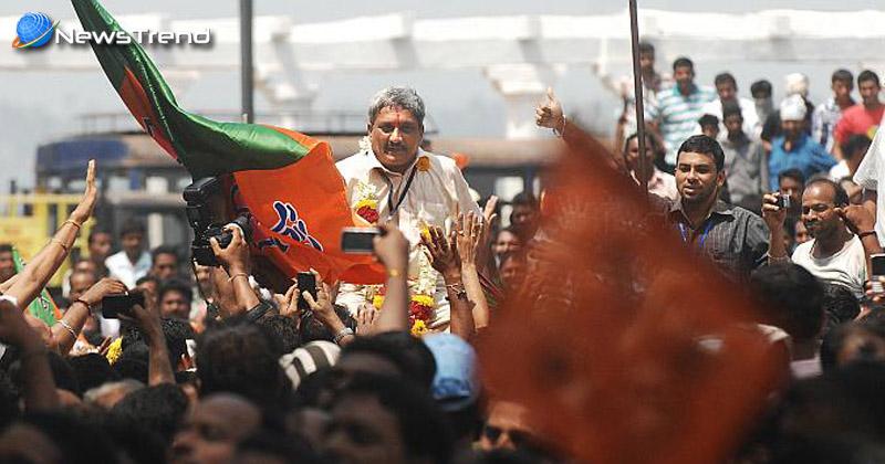 Photo of लोकप्रियता के कारण वापस गोवा लौटे पर्रिकर,  रक्षा मंत्रालय से दिया इस्तफ़ा!