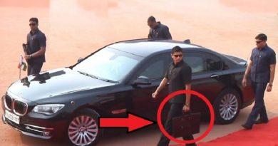 PM Modi bodyguard briefcase