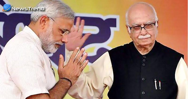 Photo of अपने गुरु को 'गुरुदक्षिणा' देगें पीएम मोदी, नए राष्ट्रपति के लिए आगे बढ़ाया आडवाणी का नाम!