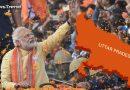 एग्जिट पोल : उत्तर प्रदेश में भगवा का तूफान, 'आ रही है मोदी सरकार'!