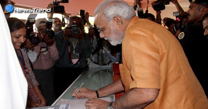 Photo of जानिए, भारतीय प्रधानमंत्री मोदी आज भी अपनी मातृभाषा गुजराती में क्यों लिखते हैं नोट!