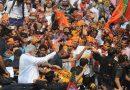 यूपी चुनावः पीएम मोदी के रोड-शो से काशी में उमड़ा केसरिया सैलाब, भीड़ देख उड़े विरोधियों के होश!
