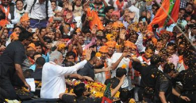 Unexpected guest in pm modis roadshow