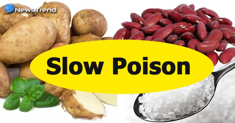Photo of शोध ने भी माना कि स्लो प्वाइजन हैं ये 10 खाद्य पदार्थ… इसलिए कम खाएं या बिल्कुल छोड़ दें