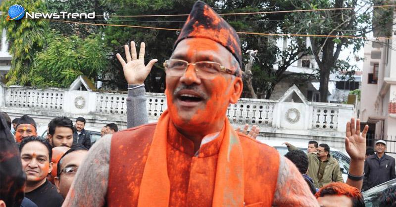 Photo of उत्तराखंड को मिला नया सीएम, आरएसएस प्रचारक त्रिवेन्द्र सिंह रावत के नाम को मिली मंजूरी !