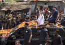 पीएम मोदी के रोड शो में सामने आया धाकड़ पहलवान, सुरक्षाकर्मियों के छूटे पसीने:  देखें वीडियो
