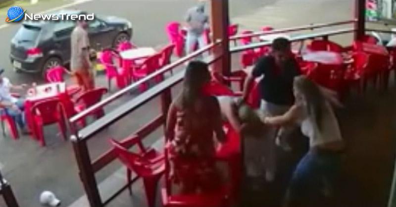 Photo of वायरल वीडियो: शर्त लगा लो….पत्नी के हाथों पति की ऐसी कुटाई पहले नहीं देखी होगी!