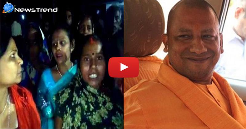 Photo of वीडियो देखें  – योगी राज में महिलाओं की दबंगई…योगी के नाम पर बंद करवाए शराब के ठेके!