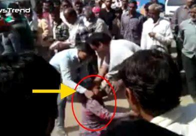 वीडियो : देवरों ने बीच सड़क पर भाभी के साथ की शर्मनाक हरकत, सैकड़ों लोग देखते रहे तमाशा!
