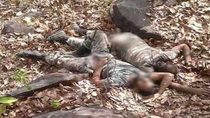 Maoists cut private parts of jawans