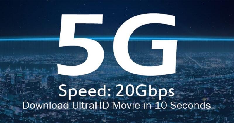 Photo of 4G से कई गुना ज़्यादा स्पीड होगी 5G में, जल्द होने वाली है लंच, जानिये इस की खासियत