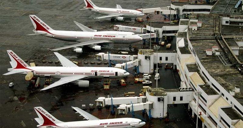 Airports put on hijack alert