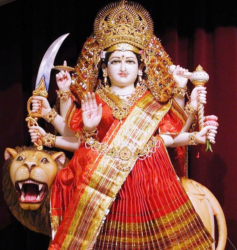 माँ दुर्गा के पति कौन हैं जानिये