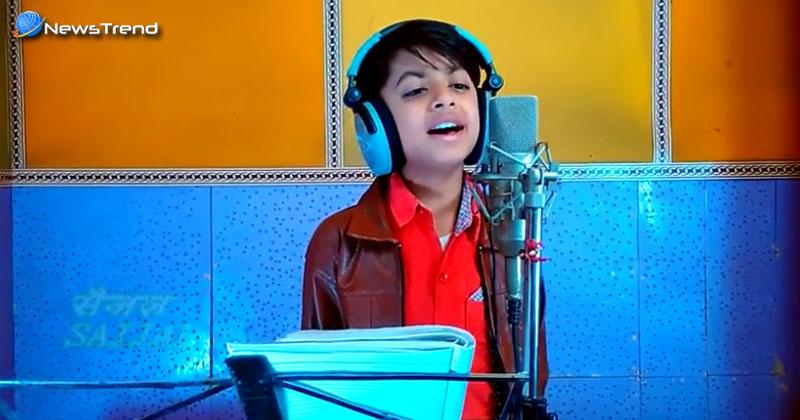 Photo of लड़के ने सुरीली आवाज में गाया 'मेरे यार सुदामा रै', हर दिल पर कर दिया जादू! – देखें वीडियो