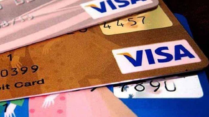 Atms credit debit cards