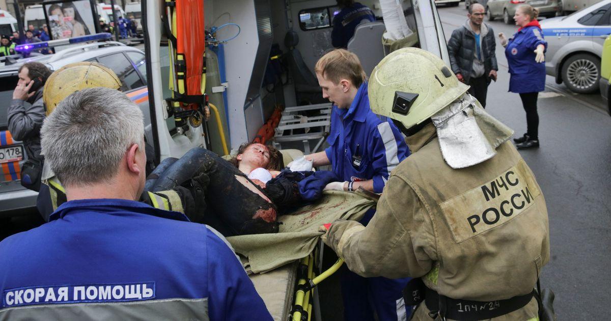 Photo of मेट्रो स्टेशनों पर धमाकों से दहला रूस, 10 लोगों की मौत, 50 से अधिक लोग जख्मी!