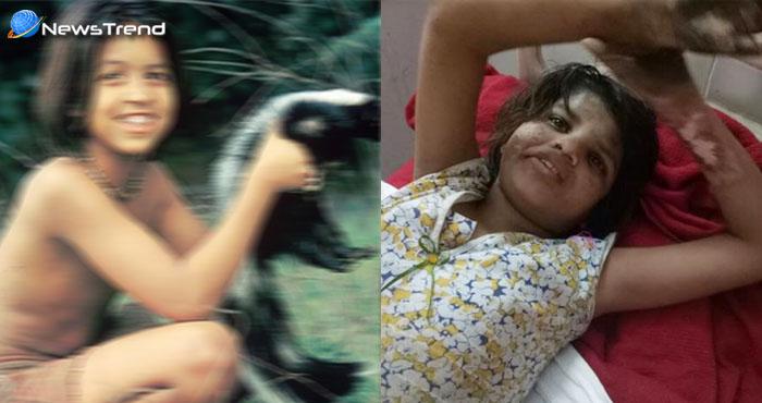 वीडियो : जंगल में मिली जानवरों के बीच पली-बढ़ी 'लड़की', जानवरों की तरह कर रही है 'व्यवहार'!