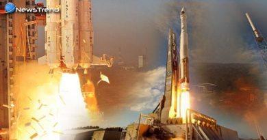 भारतीय वैज्ञानिकों की एक औऱ बड़ी सफलता, ISRO ने अंतिरक्ष में भेजा C-45, EMISAT और 28 विदेशी सैटलाइट लॉन्च