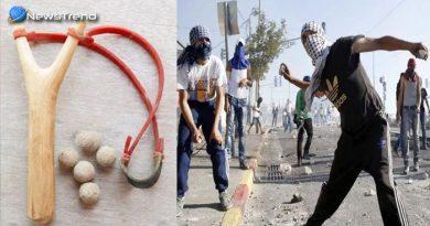 जैसे को तैसा : कश्मीर में 'पत्थरबाजी' के जवाब में होगी जवानों की 'गुलेलबाजी'
