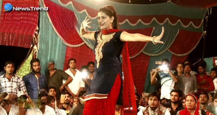 Sapna Latest Live Hot Dance Video