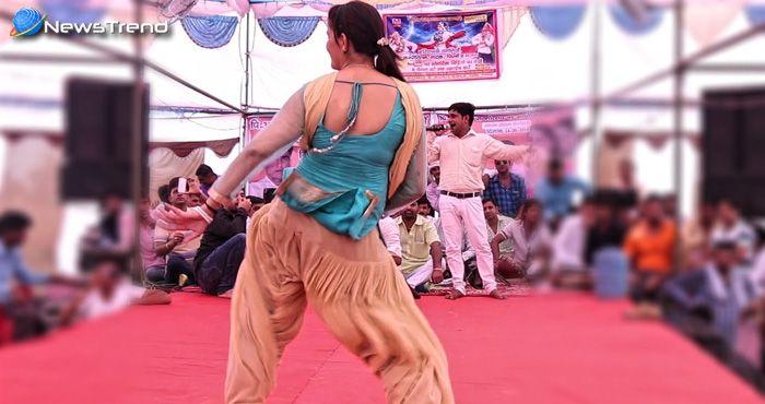 Sapna New Hot Video