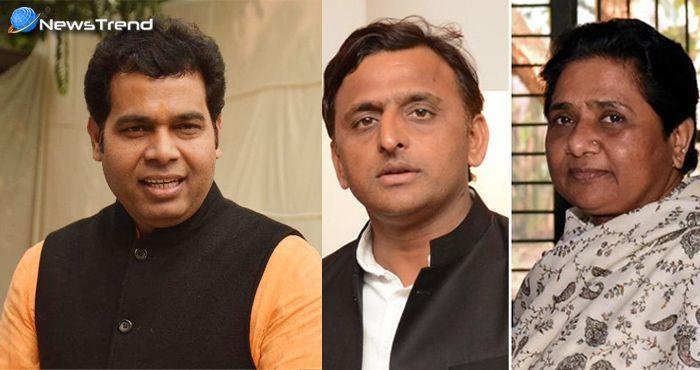 बुआ-भतीजा ज्यादा विचलित ना हों, यूपी में लम्बे समय तक चलेगा बीजेपी का शासन: श्रीकांत शर्मा!
