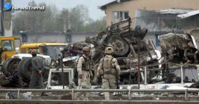 अफगानिस्तान में सेना के कैंप पर आतंकी हमला, 50 सैनिकों की मौत!
