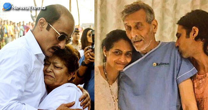 एक तस्वीर जिसने पहले ही बता दिया था ज्यादा दिन के मेहमान नहीं हैं विनोद खन्ना!