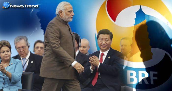 चीन के सबसे महत्वाकांक्षी प्रोजेक्ट का हिस्सा नहीं बना भारत, चीन को सुनाई खरी खरी!