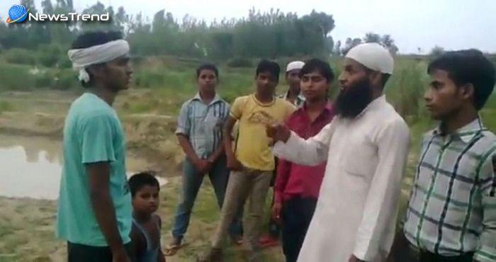 वीडियो: देखिए, जबरन 'हिंदुस्तान मुर्दाबाद' बुलवा रहे पाकिस्तानियों को एक हिन्दुस्तानी का दमदार जवाब!