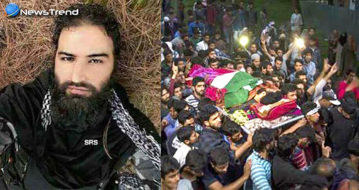 फिर जागा कश्मीरियों का आतंकी प्रेम – सब्जार की मौत के विरोध में 50 जगहों पर हिंसा!