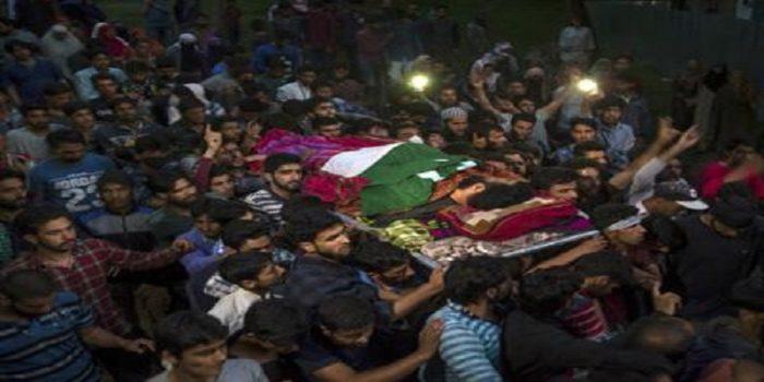 Hizbul commander sabzar death