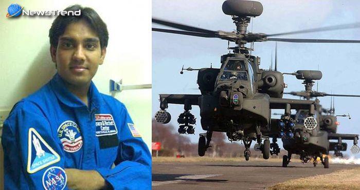 Photo of इस भारतीय नौजवान को अमेरिकी सेना में मिली बड़ी नौकरी, सैलरी है 1.2 करोड़ रूपये!