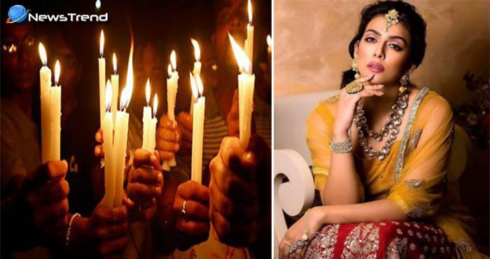 सोनिका चौहान की मौत पर न्याय के लिए परिजनों ने निकाला कैंडल मार्च, जानिए क्या है मामला!