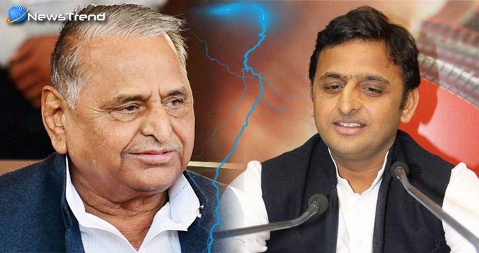 आखिर टूट ही गई सपा, नई पार्टी के अध्यक्ष होंगे मुलायम सिंह यादव!
