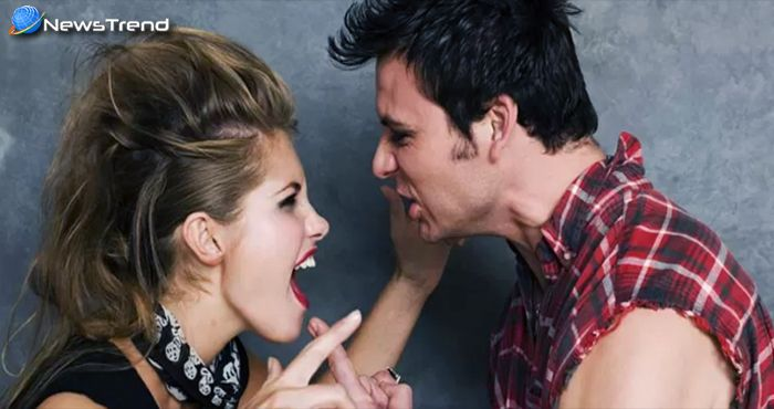गुस्से में चिल्लाना दिलों की दूरियों को बयान करता है गुस्सा: