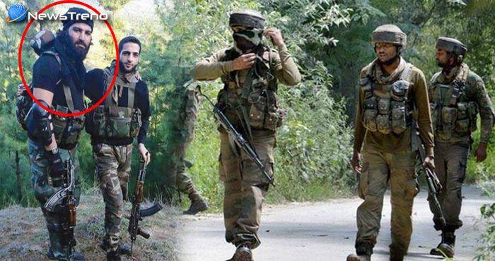 सेना ने LoC पर घुसपैठ कर रहे 8 आतंकी मार गिराए, बुरहान वानी का साथी भी ढेर!