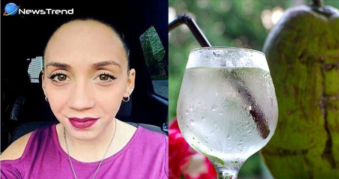 नारियल पानी पीने के बाद इस महिला के साथ हुआ कुछ ऐसा की सब हो गए हैरान !