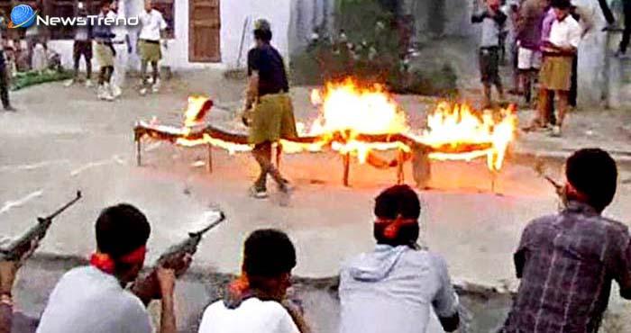 पाकिस्तान से 'युद्ध' लड़ने बार्डर पर जाने की तैयारी कर रही है बजरंग सेना! – देखें वीडियो
