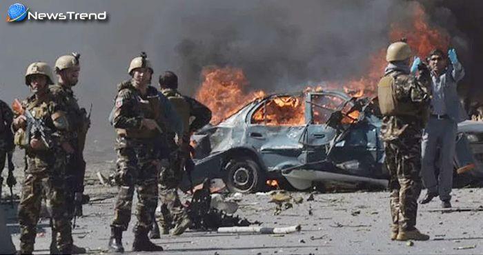 अफगानिस्तान में इंडियन एम्बेसी के पास बड़ा धमाका, bomb blast.