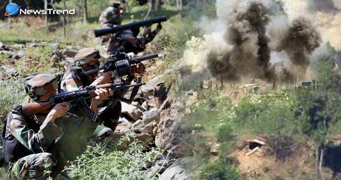 पाक ने कबूला – भारतीय जवानों के रौद्र रुप से पाकिस्तानी सैनिकों में दहशत!