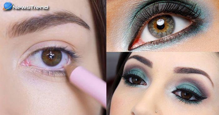 झील सी आँखों की खूबसूरती की लिए अपनाएं ये टिप्स! beautiful eye tips.